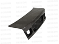 SEIBON Carbon Fiber Trunk/Hatch Honda Civic DX YR: 1996-1998